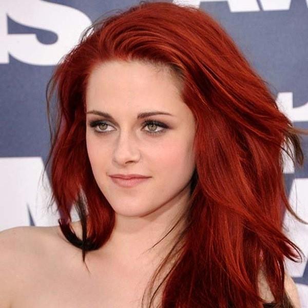 червило подходящо за червена коса