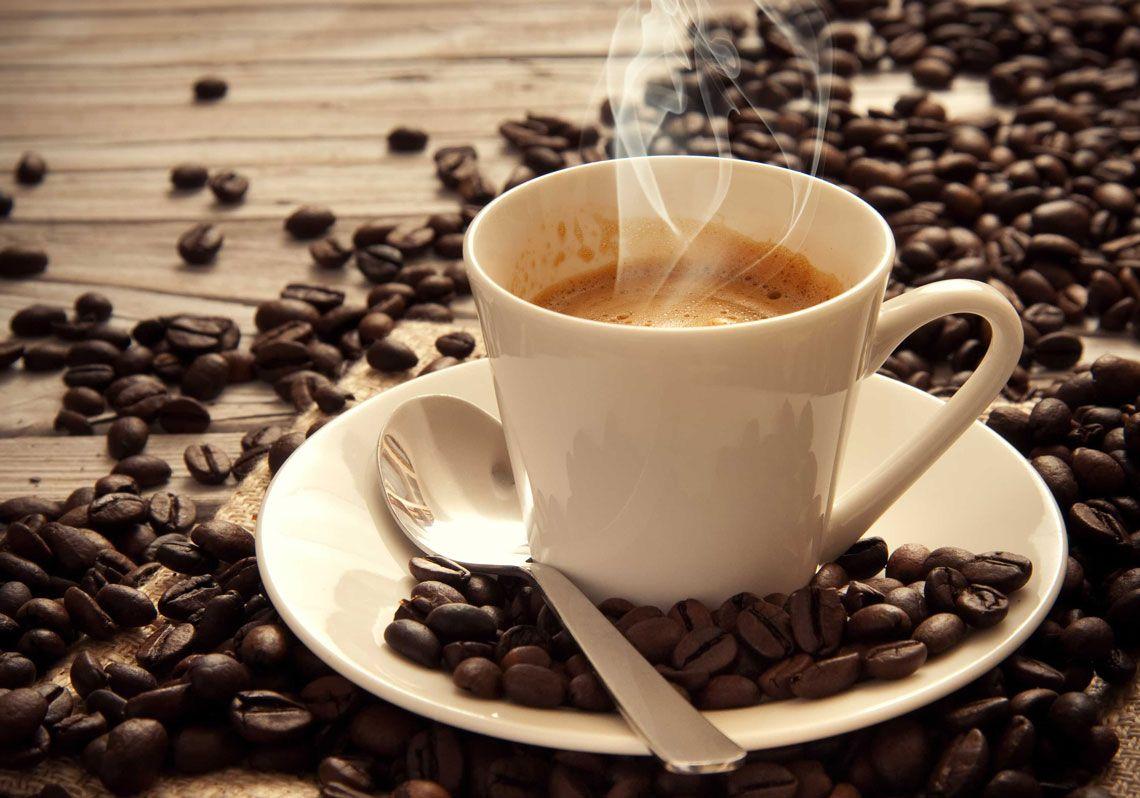 отслабване с кафе