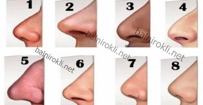 Какво разкрива формата на вашия нос за вашата личност