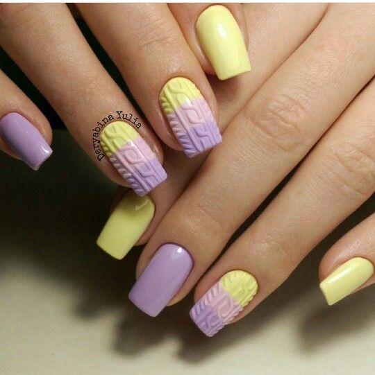 жълт лак за нокти,жълт маникюр