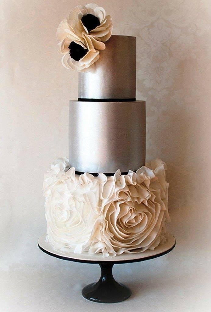 красива сватбена торта