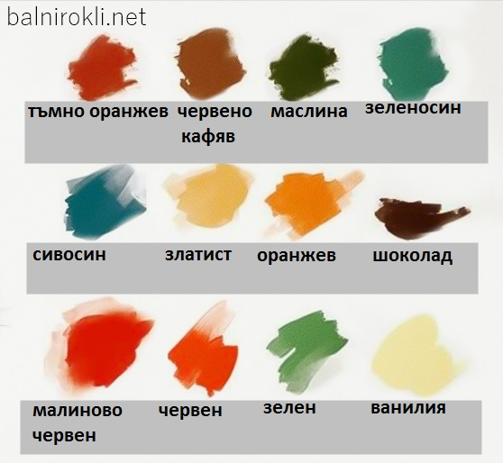 как да съчетаваме дрехите с червени коси